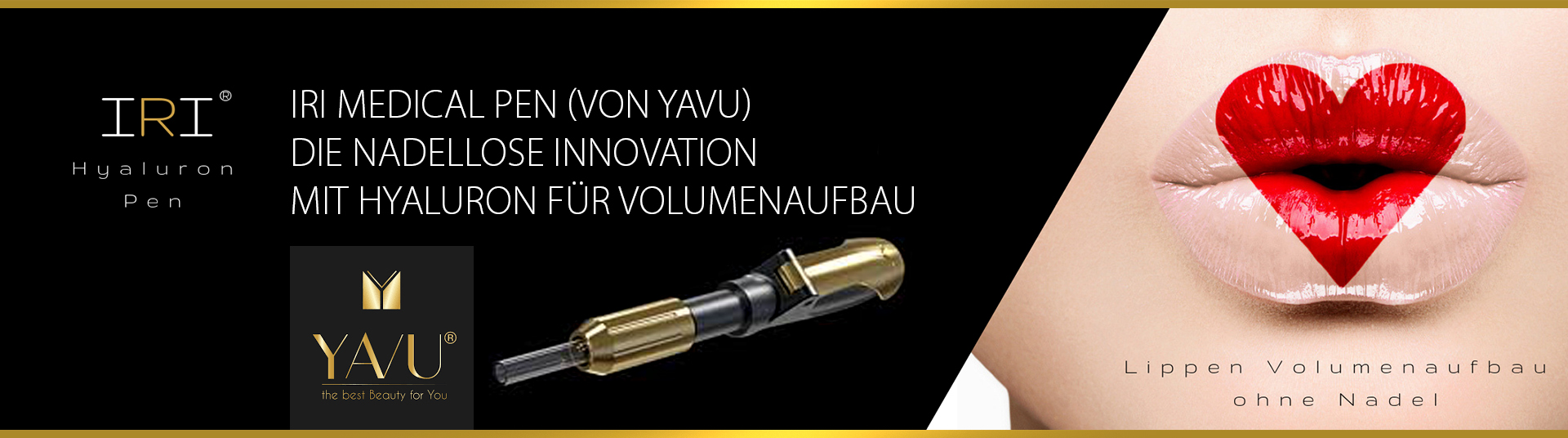 IRI Medical Pen von Yavu
